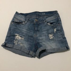 Vanilla Star Juniors Denim Short